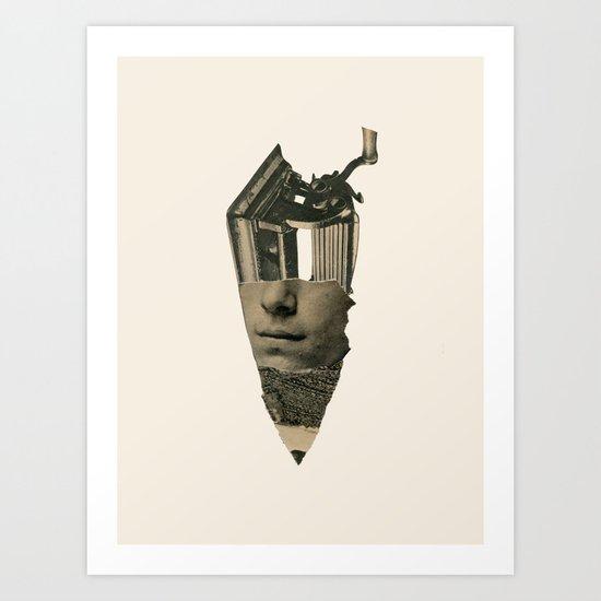 Sacapunta Art Print