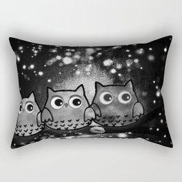 owl 75 Rectangular Pillow