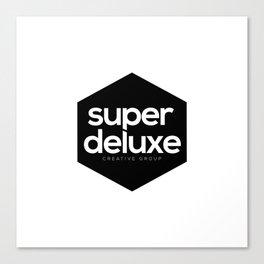 SD Logo Canvas Print