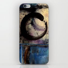 Being Within No. 4 by Kathy Morton Stanion iPhone Skin