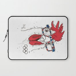 Olympic Hen Laptop Sleeve