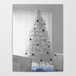 A White Christmas Poster