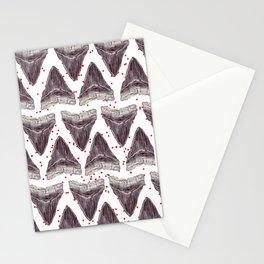 Love Bit Megalodon Stationery Cards