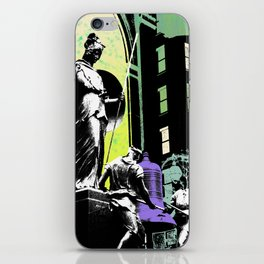 New York Bell iPhone Skin