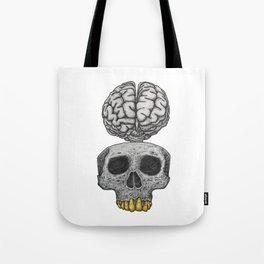 Losing my mind Tote Bag