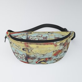 Come Fly with Me  Fanny Pack