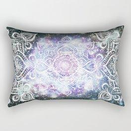 Celestial Mandala Rectangular Pillow