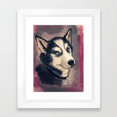 Archer Framed Art Print