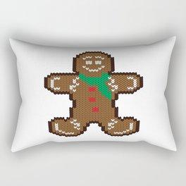 Gingerbread Rectangular Pillow