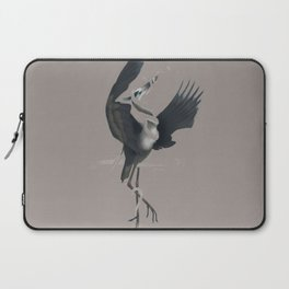 Anxiety (Invisible Variant) Laptop Sleeve