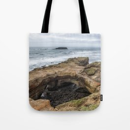 Not Much Punch for the Devil's Punchbowl Tote Bag