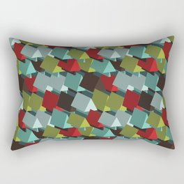 3D X 0.5 Rectangular Pillow
