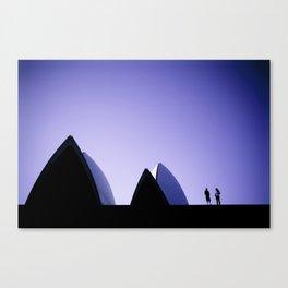 Sydney Opera House 1 Canvas Print