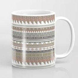 Tribal clay Coffee Mug