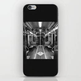New York Subway Car iPhone Skin