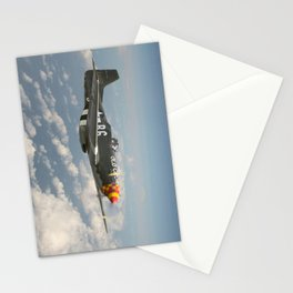 P51 Mustang  - 'Old Crow' Stationery Cards
