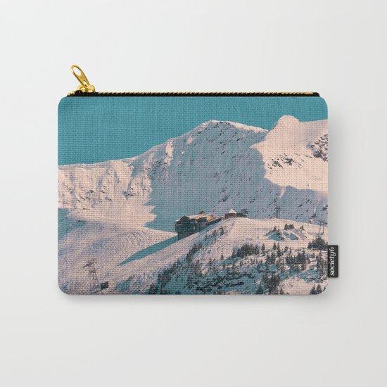 Mt. Alyeska Ski Resort - Alaska Carry-All Pouch