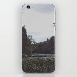 Lake of the dryads iPhone Skin