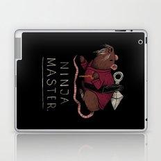 ninja master. Laptop & iPad Skin