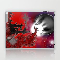 The Red Waste Laptop & iPad Skin