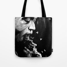 So Now, I Must Shed Innocent Blood Tote Bag