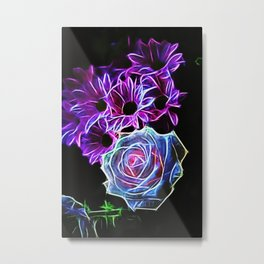 flower in spring season Metal Print