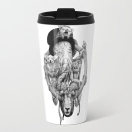 Cthulhu and Friends Travel Mug