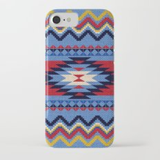 Aztec pattern iPhone 7 Slim Case