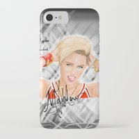 miley iPhone & iPod Cases featuring Miley by Marven RELOADED