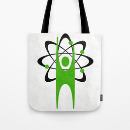 Science Happy Human Tote Bag