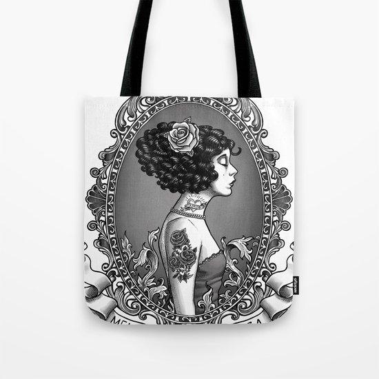 Menina Roza Tote Bag