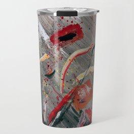 100 Prozent Kunst 4 Travel Mug