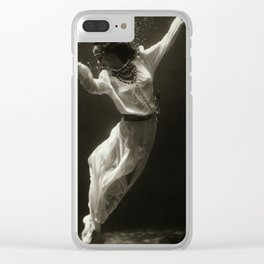 Underwater Bliss Clear iPhone Case