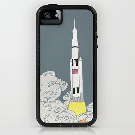 Rocket power! iPhone Case