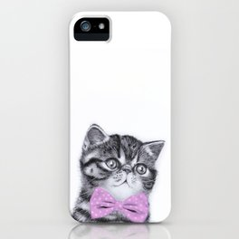 Smushie iPhone Case