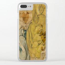 Shamash II Clear iPhone Case