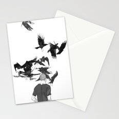 Dream Thief Stationery Cards