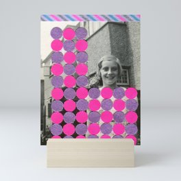 Confetti Series 033 Mini Art Print