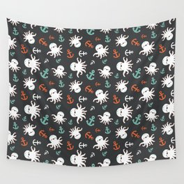 Octonautical Wall Tapestry