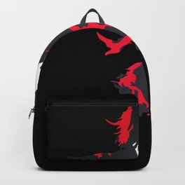 Emancipated woman power gift sexy Backpack