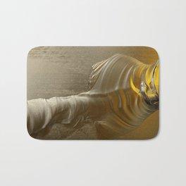 Molten Gold II Bath Mat