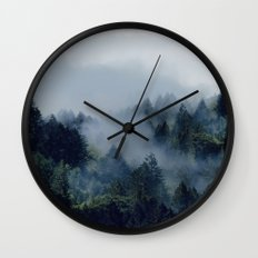 End in fire Wall Clock