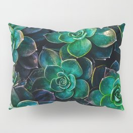 Succulent fantasy Pillow Sham