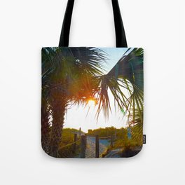 Lead Me to the Sun -Photography Collection Tote Bag