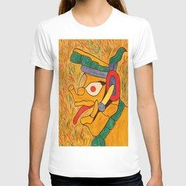 MAYAN SPIRIT ITZAMNA T-shirt
