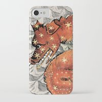 carpe diem iPhone & iPod Cases featuring Carpe Diem by anipani