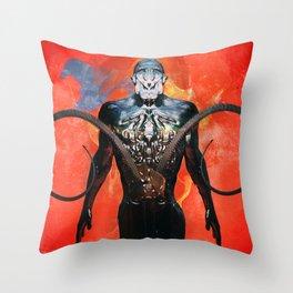 Pher Throw Pillow