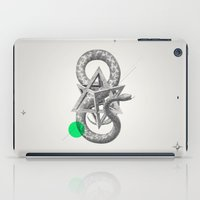 psychology iPad Cases featuring Archetypes Series: Rebirth by Attitude Creative