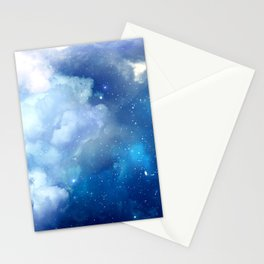 Starclouds Stationery Cards