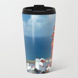 Aloe flower Travel Mug
